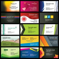 sample business card templates